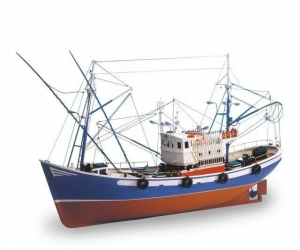 Artesania Latina 18030 Carmen II - kuter rybacki