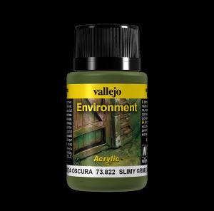 Vallejo 73822 Environment 40 ml. Slimy Grime Dark