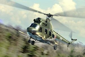 Hobby Boss 87243 Helikopter MI-2URN Hoplite (polskie malowanie) - 1:72