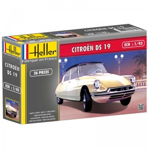 Heller 80162 Citroen DS 19 - 1:43