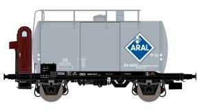 Exact-Train EX20604 Wagon cysterna 30m3 Uerdinger, 503 113 Aral, DB, Ep. IIIb