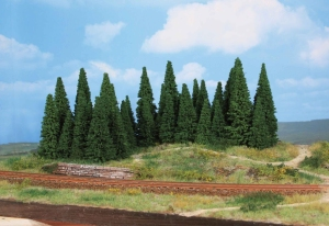 Heki 2241 Jodły 5-12 cm, 35 szt.