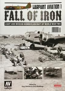 Vallejo 75016 Książka Warpaint Aviation 1 - Fall of Iron