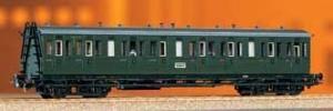 Piko 53211 Wagon pasażerski Bh,C4b, DB, Ep. III