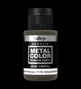 Vallejo 77723 Metal Color 77723 Exhaust Manifold