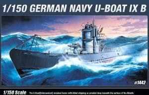Academy 14203 U-Boot IXB
