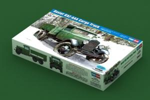 Hobby Boss 83837 Soviet GAZ-AAA Cargo Truck - 1:35