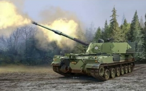 K9FIN Moukari Finnish Army 1:35