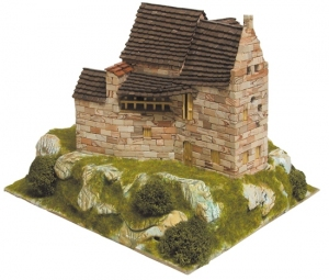 Aedes Ars 1302 Dom na skale 1:87