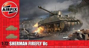 Airfix 02341 Sherman Firefly Vc - 1:72