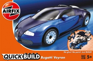 Airfix J6008 Quickbuild - Bugatti Veyron