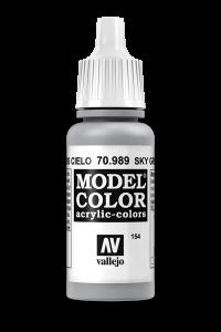 Vallejo 70989 Model Color 70989 154 Sky Grey