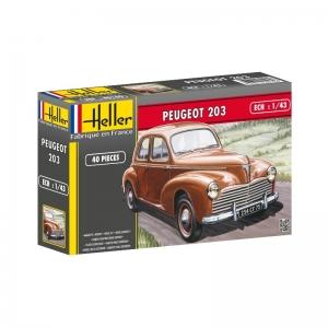 Heller 80160 Peugeot 203 - 1:43