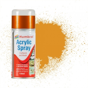 Humbrol AD7704 Spray Akrylowy 012 Copper Special