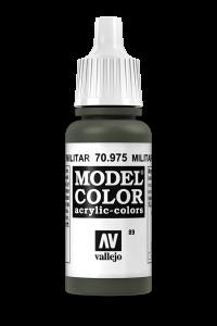 Vallejo 70975 Model Color 70975 89 Military Green