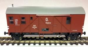 Roco 76680 Wagon konduktorski Ft PKP - do samodzielnego montażu