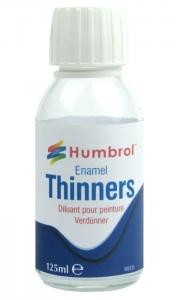 Enamel thinners 125 ml bottle