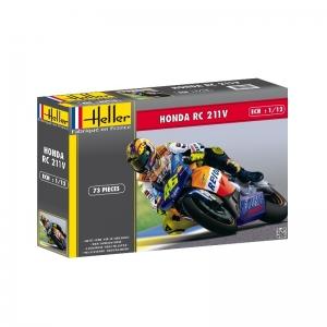 Heller 80910 Honda RC211V Valentino Rossi - 1:12