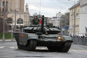 Trumpeter 09561 Czołg T-72B3 Mod 2016 - 1:35
