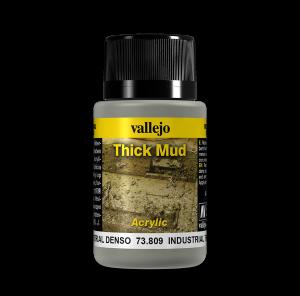 Vallejo 73809 Thick Mud 40 ml. Industrial Mud