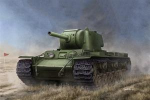 Trumpeter 09563 Radziecki czołg ciężki KV-9 - 1:35