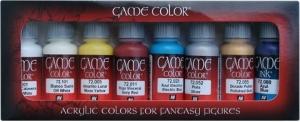 Vallejo 72300 Zestaw Game Color 8 farb - Elves