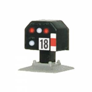Viessmann 4418 N Sygnalizator świetlny Stop