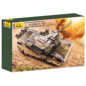 Heller 81142 Czołg Leclerc T5/T6 - 1:35