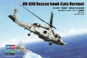 Hobby Boss 87233 Helikopter HH-60H Rescue hawk (Late Version) - 1:72