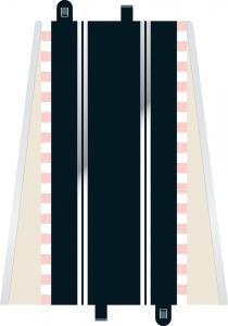 Scalextric C8205 Tor prosty 350 mm - 2 szt.