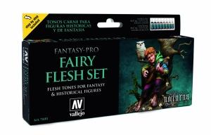 Vallejo 74101 Zestaw Game Color 8 farb - Fairy Flesh