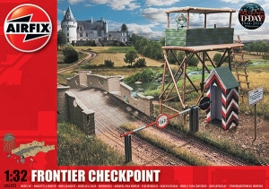 Airfix A06383 Frontier Checkpoint 1:32