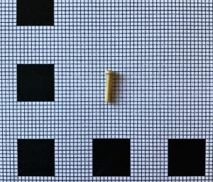 Artesania Latina 8554 Kołki drewniane 8 mm