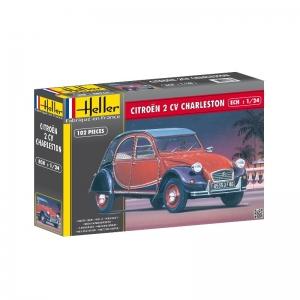 Heller 80766 Citroen 2 CV Charleston - 1:24