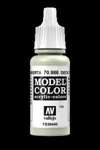 Vallejo 70986 Model Color 70986 110 Deck Tan