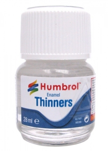 Enamel thinners 28 ml bottle