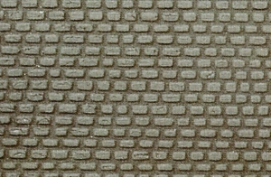 Heki 72302 Mur kamienny H0 40x20 cm