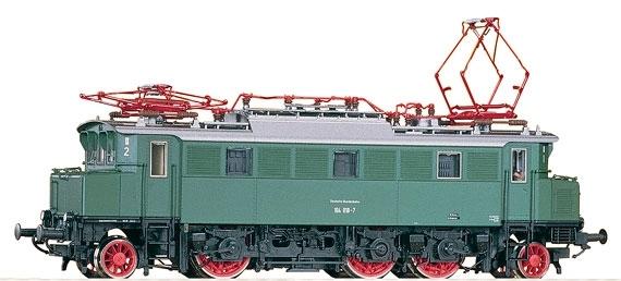 Piko 51000 Elektrowóz BR 104 DB, Ep. IV