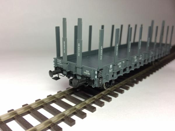 Brawa 48727 Wagon platforma Pdk 31 PKP 0 638 951, Ep. IIIb