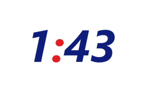 Skala 1:43