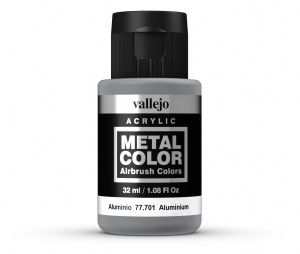 Farby akrylowe Vallejo Metal Color