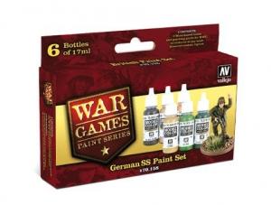 Zestawy farb Vallejo Model Color War Games