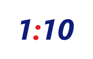 Skala 1:10