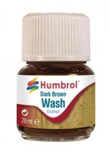 Farby olejne Humbrol Enamel Wash
