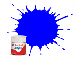 Farby akrylowe Humbrol Acrylic Paint