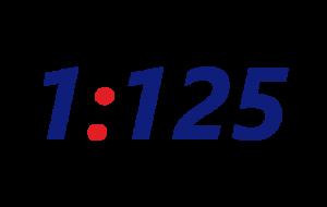 Skala 1:125