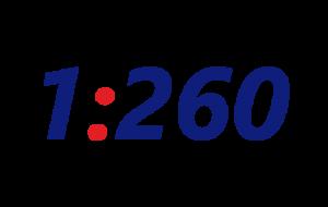 Skala 1:260