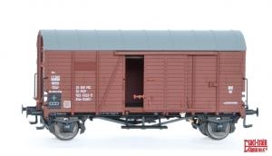 Exact-Train EX20124 Wagon towarowy kryty Oppeln nr. 21 RIV MC 51 PKP 102 4122-5 .Glm(Kddt), PKP, Ep. IV