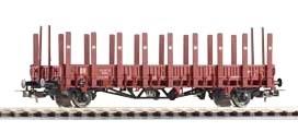 Wagon platforma Ulm, DB, Ep. III