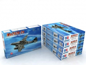 Hobby Boss 80248 Germany Me262A-1a Fighter - 1:72